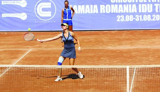 Foto: August, luna turneelor de tenis la TC Idu din Mamaia