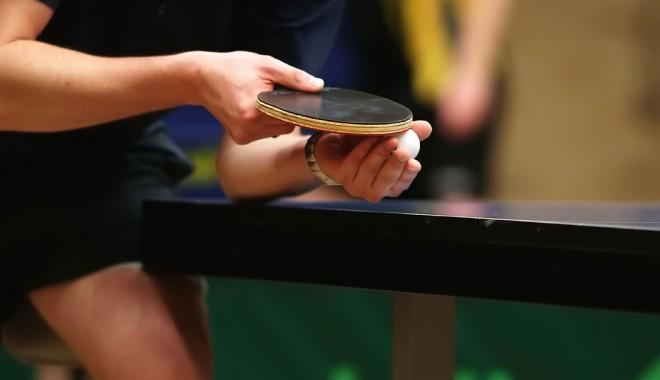 Foto: Tenis de masă: România, calificată în semifinale probei pe echipe la Campionatul Balcanic