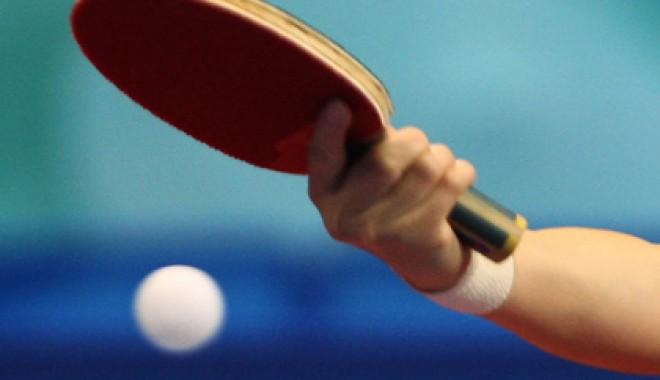 Foto: Tenis de masă: Sportivii români s-au întors cu 9 medalii de la Campionatele Balcanice de tineret