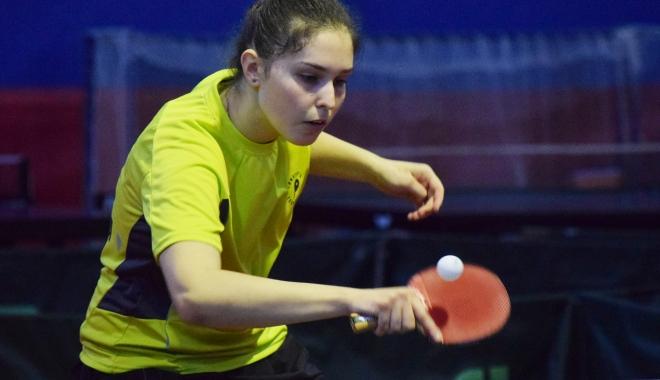 Foto: Tenis de masă / Jucătorii români, victorii pe linie, în preliminarii, la Mondialele din Germania