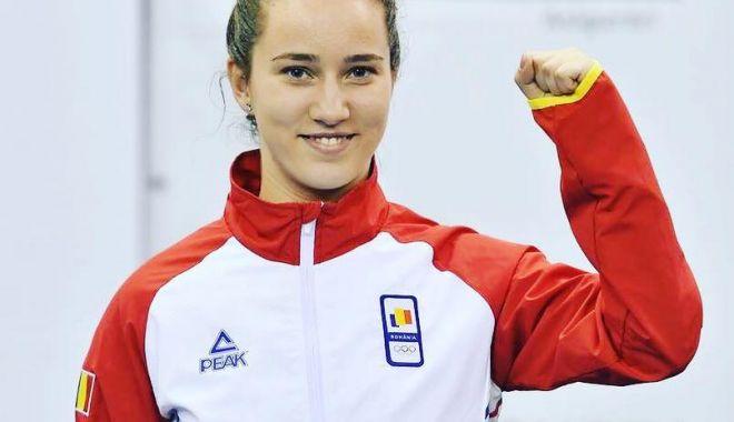 Tenis de masă / Andreea Dragoman, campioana Mastersului Spaniei - tenisdragoman-1606493114.jpg