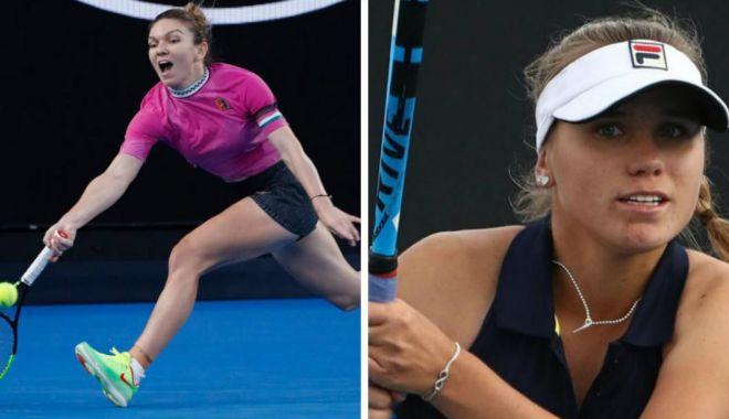 S-a încheiat partida Simonei Halep cu Sofia Kenin! Cu cine va juca în turul următor - tenishalep-1547717227.jpg