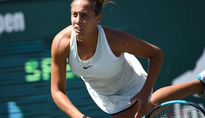 Foto: Madison Keys a câştigat turneul WTA de la Charleston