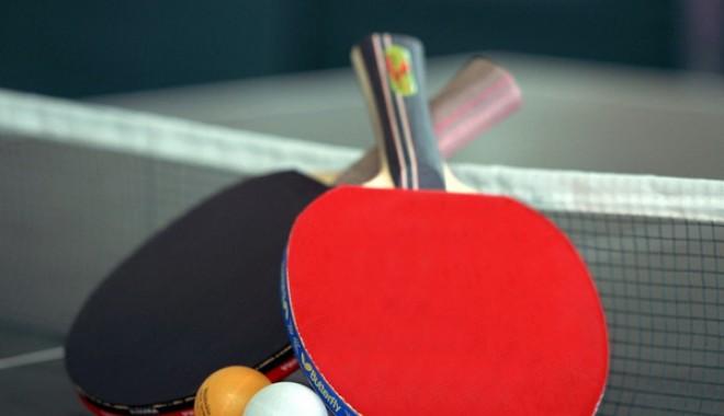 Foto: România în finala CE de tenis de masă
