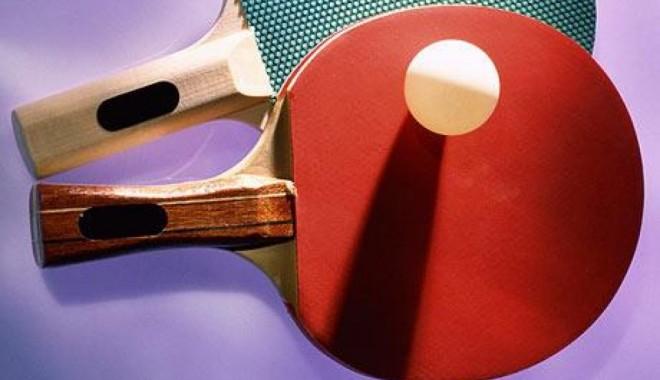 Foto: Tenis de masă. Echipa feminină a României, locul 7 la Europenele de la Lisabona