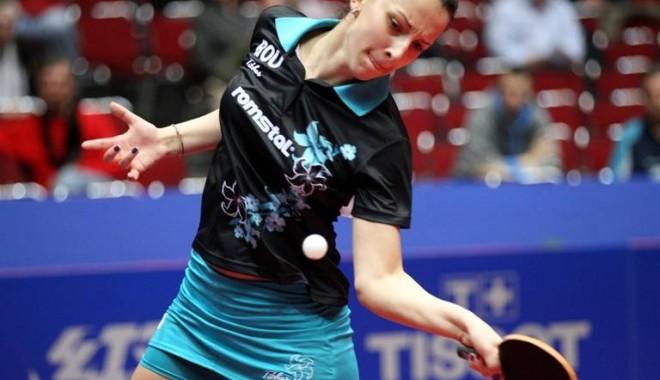 Foto: Tenis masa / Eliza Samara a jucat două finale la Open-ul Poloniei