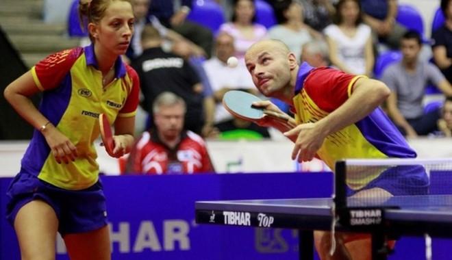 Foto: Constănţenii încep, mâine, Europenele de tenis de masă la dublu mixt