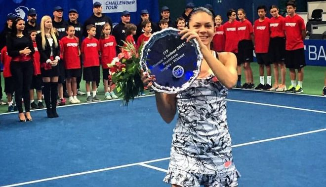 Tenis / Andreea Mitu, campioană de dublu în turneul ITF de la Oeiras - tenismitu-1618761925.jpg