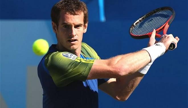 Foto: Tenis: Britanicul Andy Murray a renunţat la antrenorul său secund
