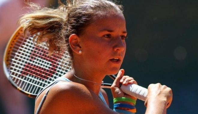 Foto: TENIS / Irina Bara, în finala turneului ITF de la Santa Margherita