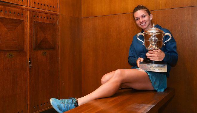 Foto: Simona Halep coboară în topul WTA. Ce are de apărat la Roland Garros