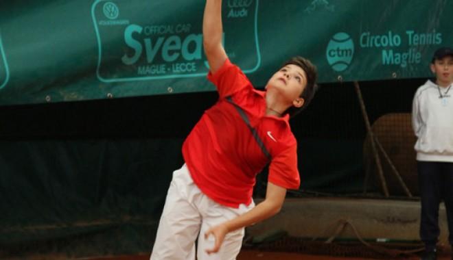 Foto: Ştefan Paloşi a abandonat turneul din Bulgaria după o accidentare