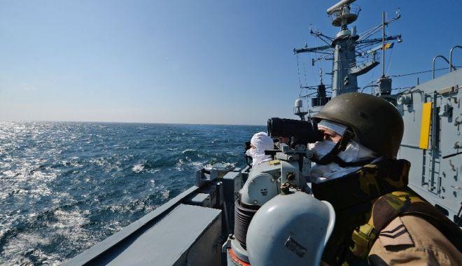 Foto: Tensiuni în zona Mării Negre. De la Rusia agresivă, la interesele americanilor
