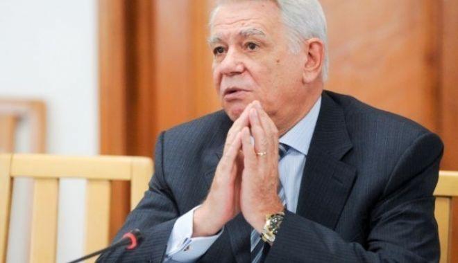 Foto: Ministrul de Externe, Teodor Meleşcanu, a prezidat reuniunea Grupului pentru Acţiunea Europeană a Republicii Moldova