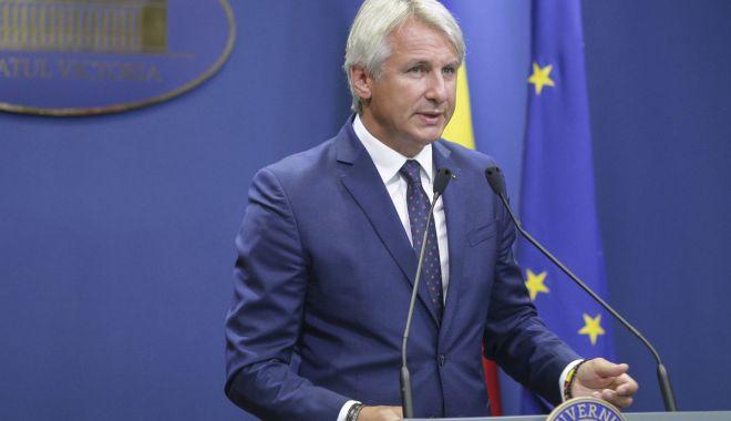 """Foto: Ministrul Eugen Teodorovici: """"Klaus Iohannis blochează construirea spitalului regional din Constanța"""""""