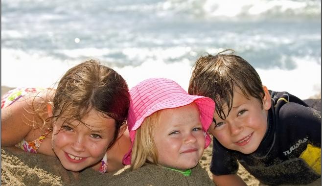 Foto: Terapii miraculoase, la malul mării