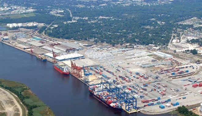 Foto: Finanțare europeană pentru terminale inter-modale și porturi