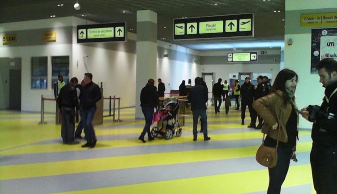 Foto: Anunţ important pentru cei care vor zbura de pe Aeroportul Otopeni