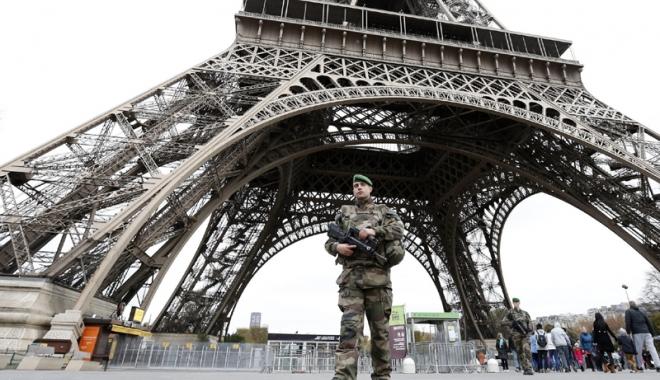 Foto: Autorităţile franceze au dejucat un nou atentat. 7 persoane arestate