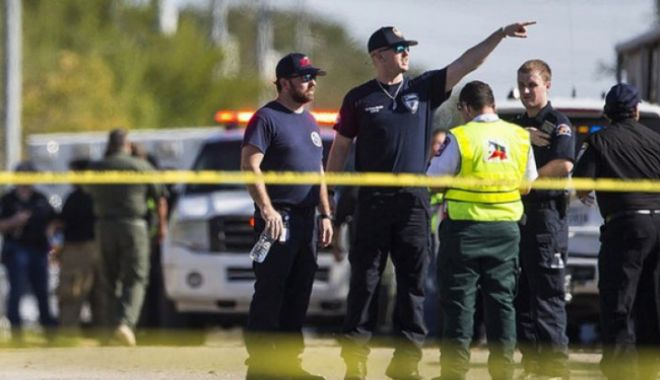 Foto: Atentate în serie cu colete explozive în Texas - doi morţi, doi răniţi