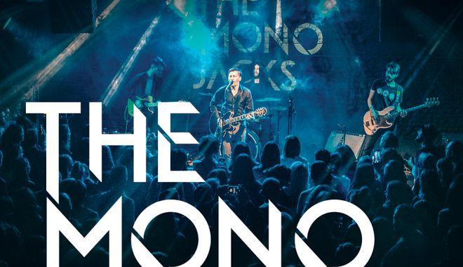 Foto: Concert The Mono Jacks, la Constanţa, în Doors Club