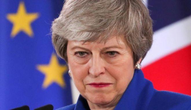 Foto: Theresa May, aşteptată să demisioneze astăzi