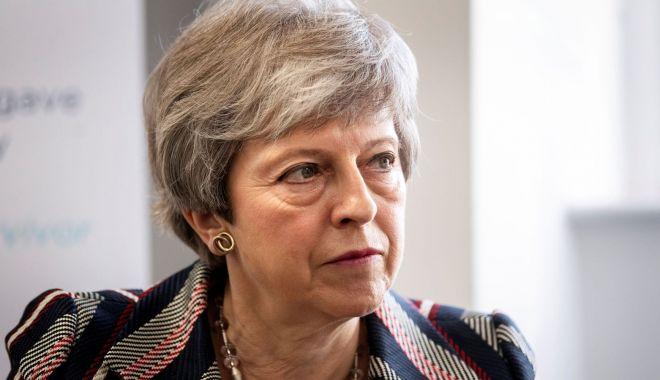 Foto: Theresa May, pregătită să ofere un al doilea referendum privind Brexitul