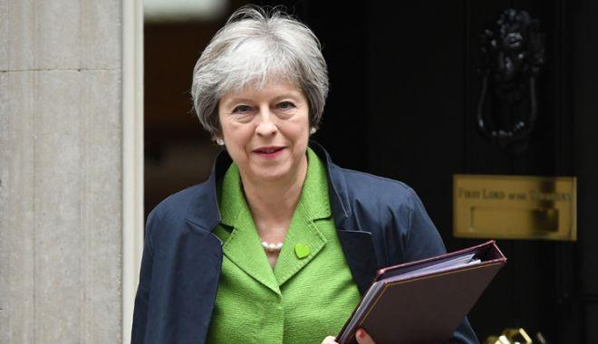Foto: Guvernul britanic, vot important asupra proiectului său de lege privind Brexitul