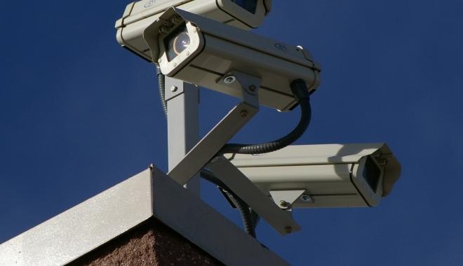 Foto: Firmele care nu au sistem de supraveghere video riscă amenzi uriaşe