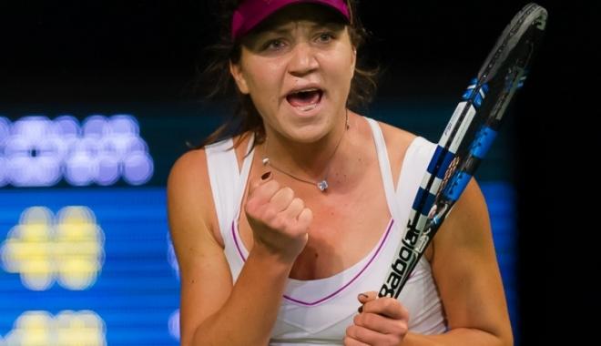 Foto: TENIS / Patricia Ţig, pe tabloul principal la turneul WTA de la Miami