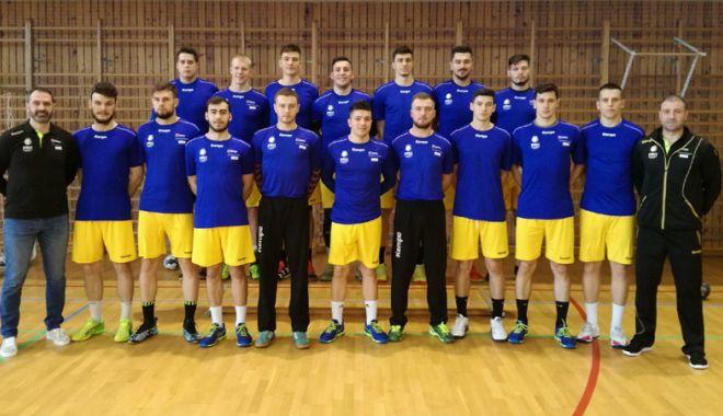 Foto: Handbaliştii lui Sandu Iacob s-au întors cu o victorie din Polonia