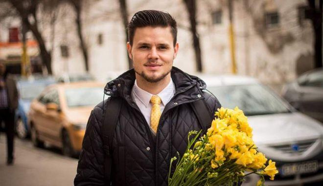 Foto: Tinerii din PNL, mesaj pentru primarul Făgădău în privința autorizațiilor  de construcție
