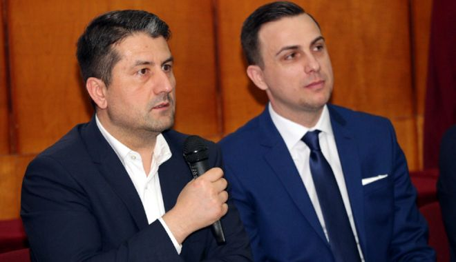 Foto: Tinerii din PSD Constanța și-au ales un nou lider. Leonard Drăgan, doi ani la comandă