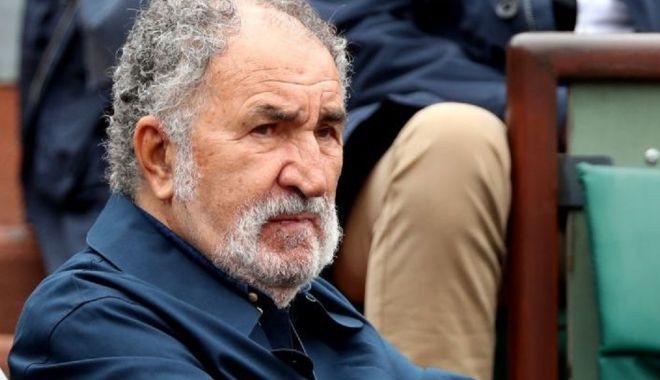 Foto: La 80 de ani, Ion Ţiriac - candidat la preşedinţia FR de Tenis