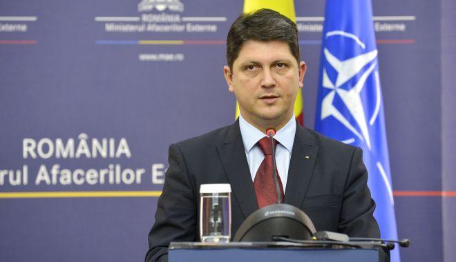"""Foto: """"Eu consider că Titus Corlăţean are experienţă privind politica externă"""""""