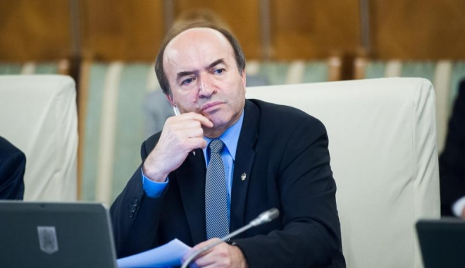 Foto: Tudorel Toader, ministrul Justiţiei: