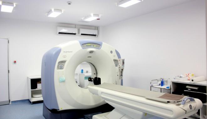 Foto: Tomografia computerizată cu fascicul conic, noua tehnologie în imagistică