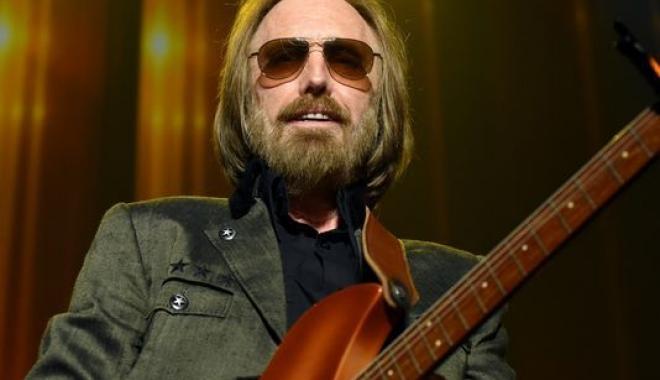Foto: Rockerul Tom Petty a murit din cauza unei supradoze