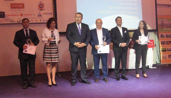 Foto: GALERIE FOTO / Ploaie de premii la Topul județean  al firmelor constănțene
