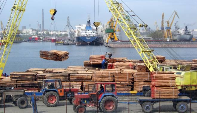 Foto: Topul mărfurilor din portul Constanţa
