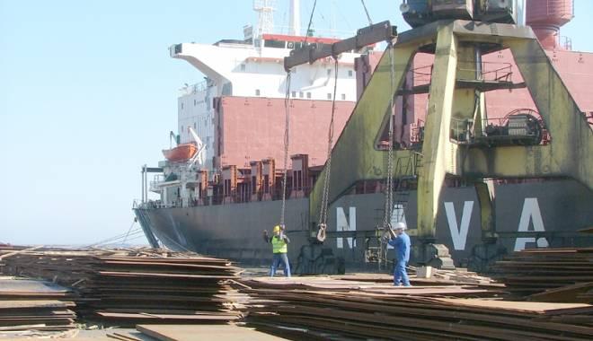 Foto: Topul mărfurilor din portul Mangalia