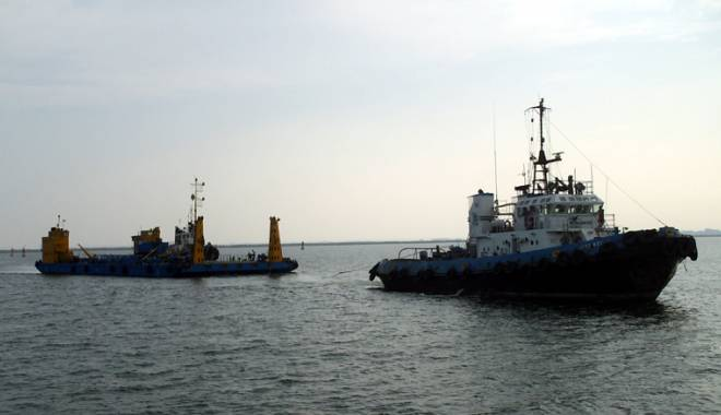 Foto: Topul mărfurilor din portul Midia
