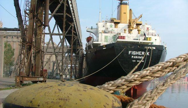 Foto: Topul mărfurilor din porturile maritime românești