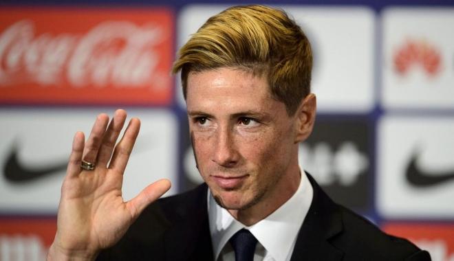 Foto: Fernando Torres se întoarce acasă!