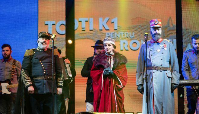 Toţi K1 pentru România. Concert extraordinar de evocare istorică, dedicat Centenarului Marii Uniri - totik1pentruromania1-1531318134.jpg