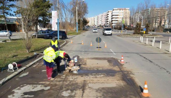 Foto: Traficul din Constanța, fluidizat cu ajutorul unui sistem de monitorizare