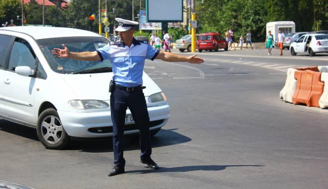 Foto: Constanţa, blocată de Ziua Marinei. Ce străzi vor fi închise traficului rutier