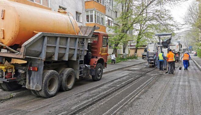 Trafic rutier restricţionat pe strada Dionisie cel Mic, miercuri şi joi - traficrutier-1619545101.jpg