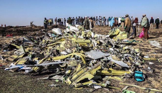 Foto: Doliu la ONU: 21 de funcţionari au murit în tragedia Ethiopian Airlines