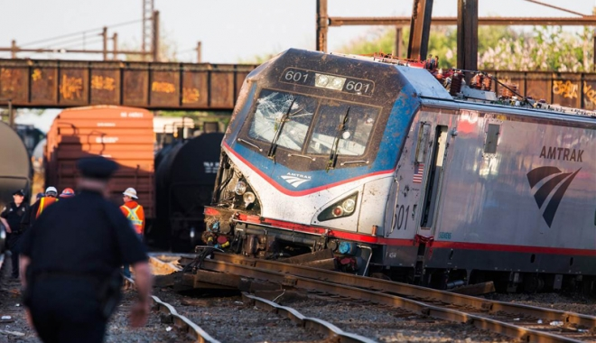 """Foto: Tragedie feroviară în Italia.  """"Am greşit, dar şi eu sunt o victimă!"""""""